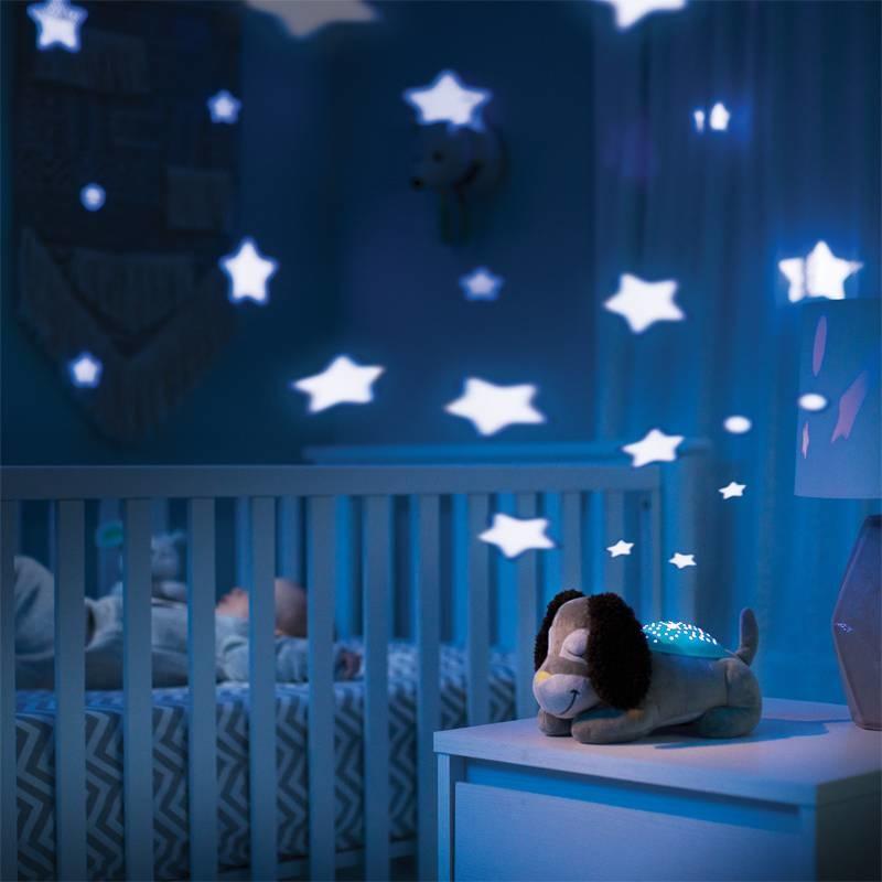 Lampen voor de babykamer of kinderkamer