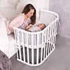 Babybay Co-slaper Maxi tweeling Advance aanschuifbedje
