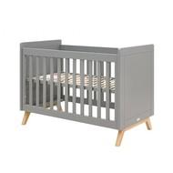 Bopita Baby Ledikant Fenna Grey/Natural 60x120 cm