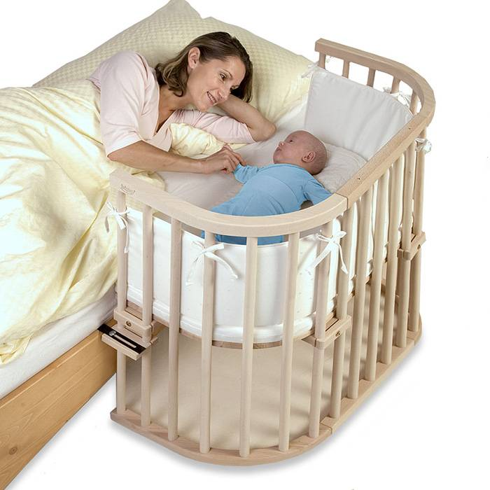 Welp Babybay co-slaper aanschuifbedje Original online kopen QL-42