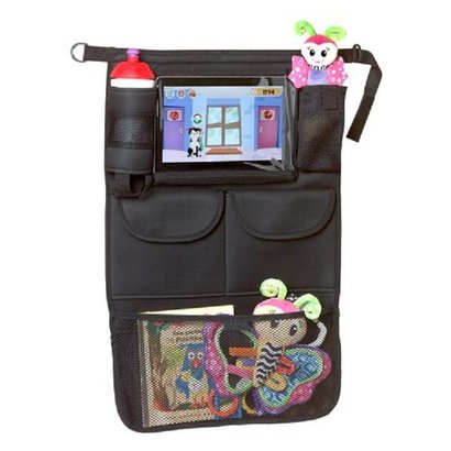 A3 Baby & Kids Organiser en tablethouder voor in de auto