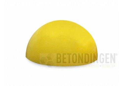 Parkeerbol geel Ø 33 cm