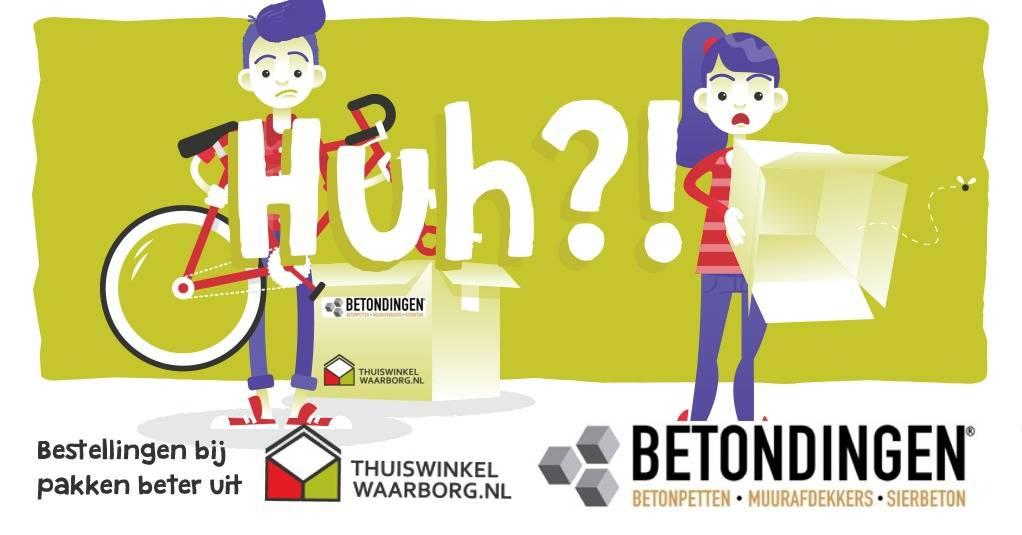 Gemiddelde beoordeling Betondingen.nl 8,8 bij KiyOh