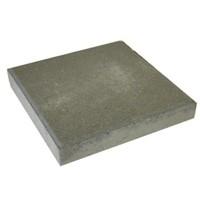 Betontegel grijs 30x30x4,5 cm met facet