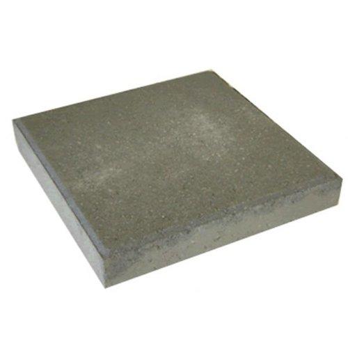 Betontegel 30x30 en 4,5 cm hoog met facet