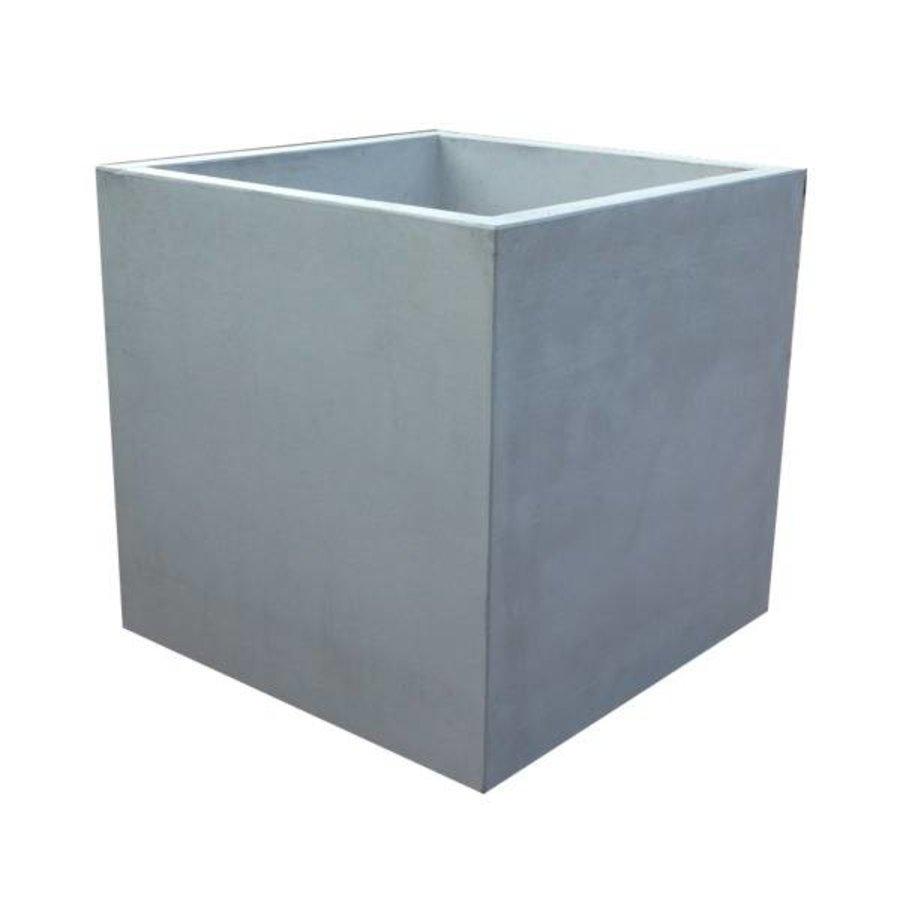Bloembak beton vierkant