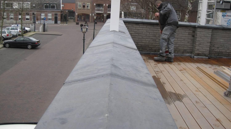 Muurafdekkers van Prefab beton