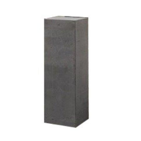 Betonnen sokkel 37x37x110