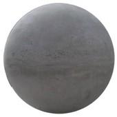 Betonnen bol grijs 12 cm