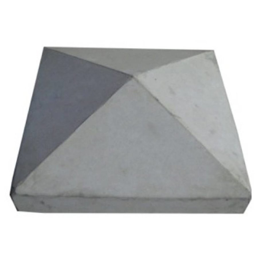 Paalmutsen 40x40 cm