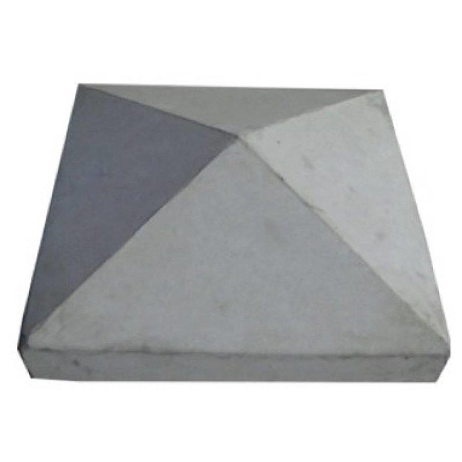 Paalmutsen 24 x 24 cm