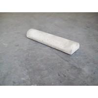 Varkensrug beton RECHT grijs