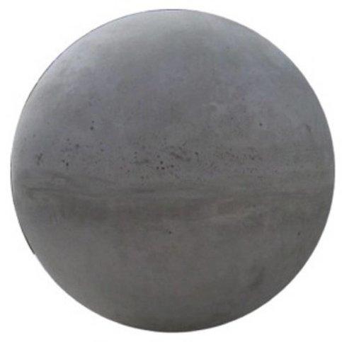 Betonnen bol grijs 20 cm