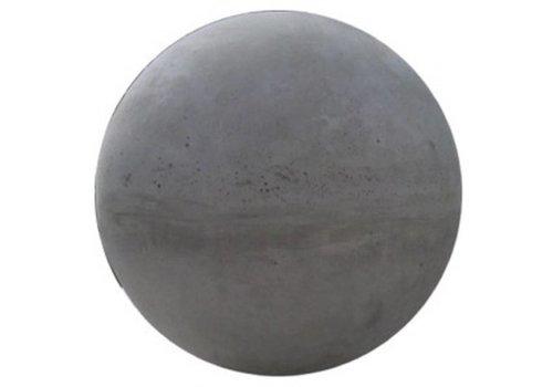Betonnen bol grijs 50 cm