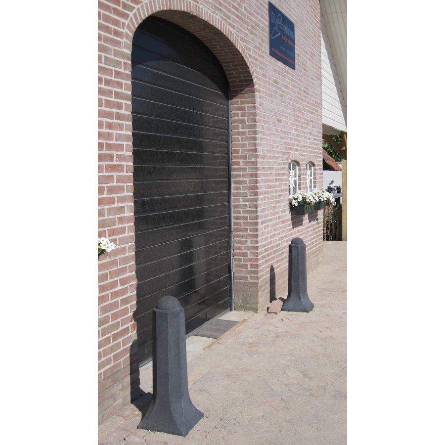 Amsterdammertjes (type 1) antraciet H 105 cm
