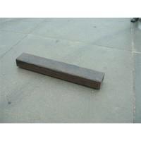Betonbielzen bruin 75cm lang