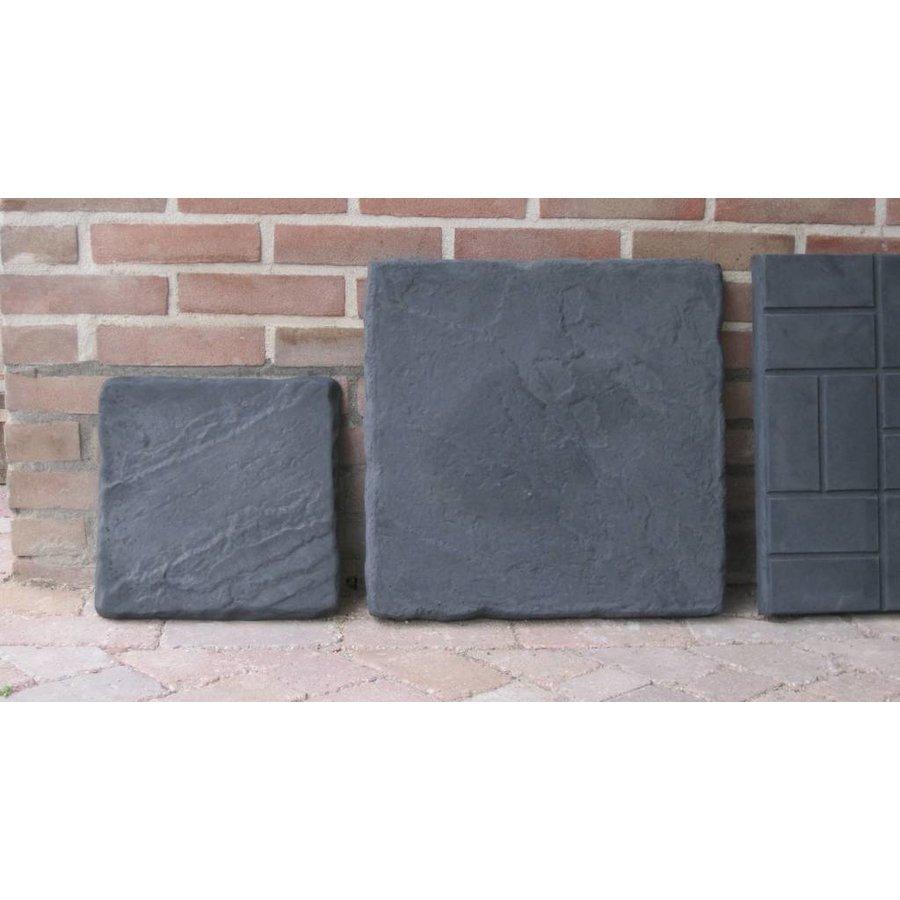 Vierkante staptegels groot