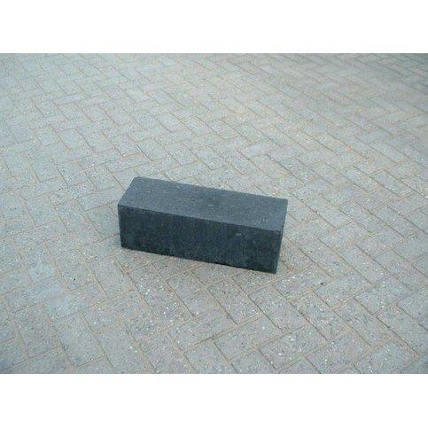 Stapelblokken 20x20x60 antraciet strak