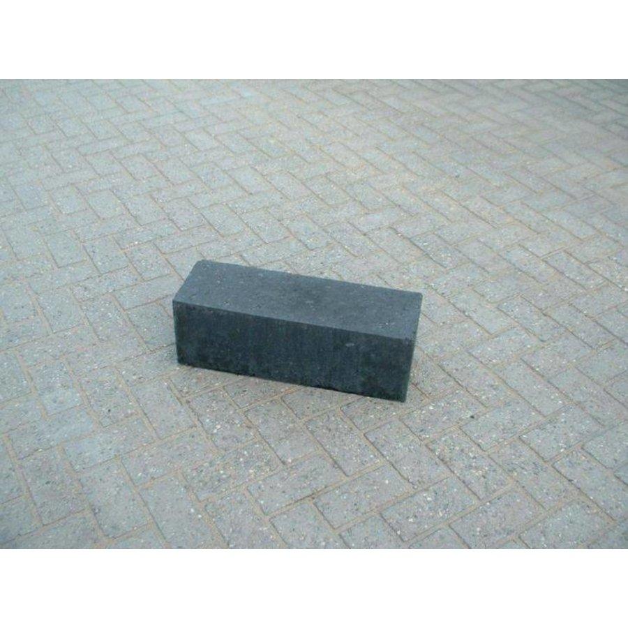 Stapelblok 20x20x60 cm antraciet strak