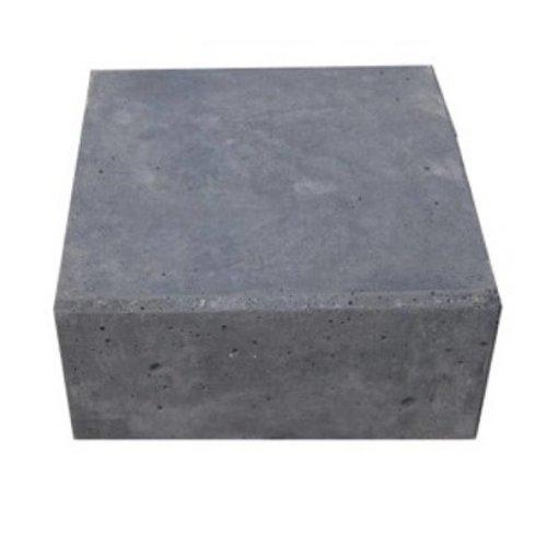 Hoeksteen antraciet 42x21x10 cm