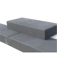 Betonnen traptreden 16x40x100 cm antraciet