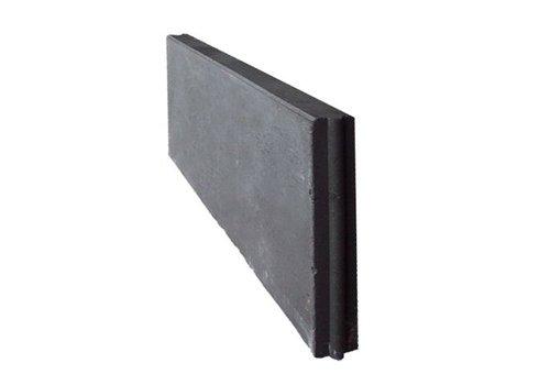 Opsluitbanden antraciet 7x40x100 cm
