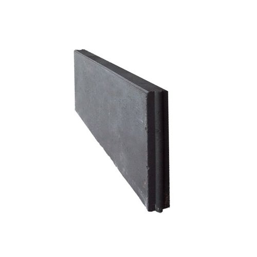 Opsluitband 7x40x100 cm antraciet
