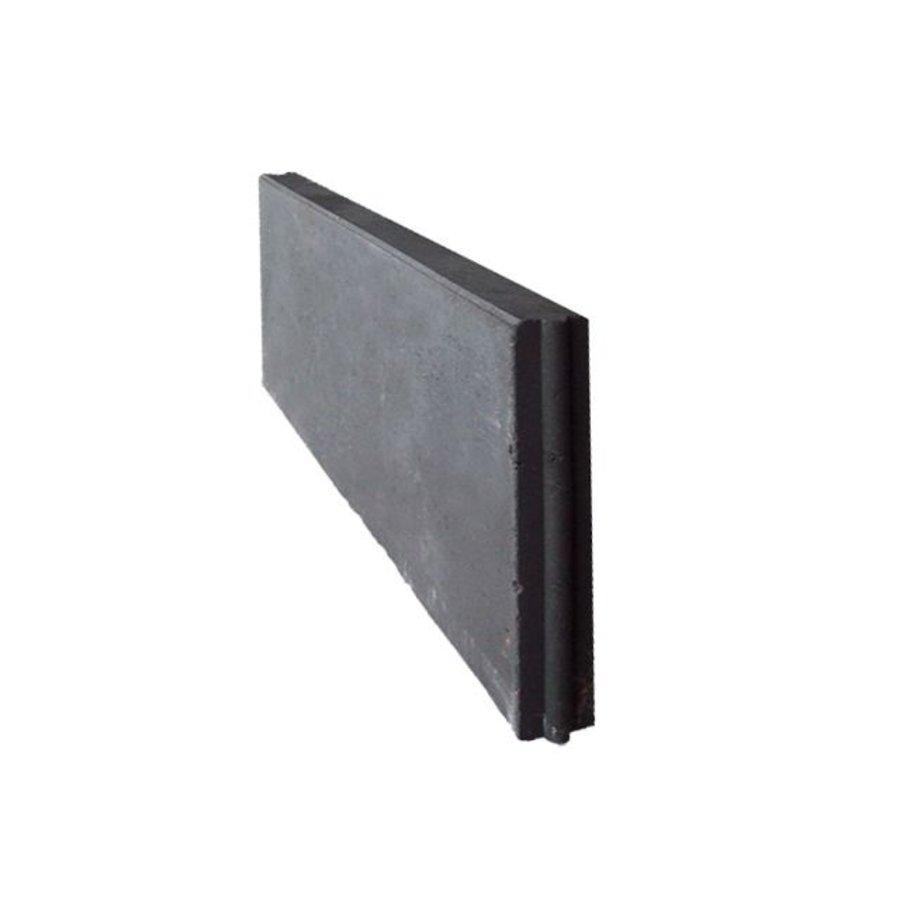 Opsluitband 7x40x100cm antraciet