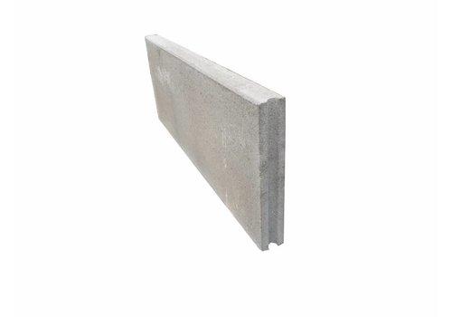 Opsluitbanden grijs 7x40x100 cm