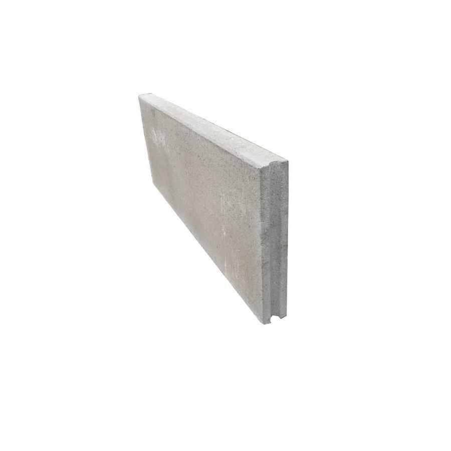 Opsluitband 7x40x100cm grijs