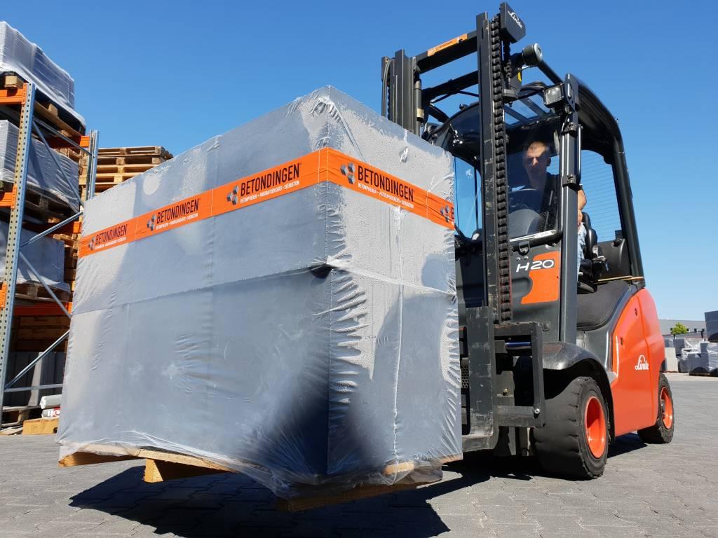 De veiligheid tijdens lossen van beton vergroten