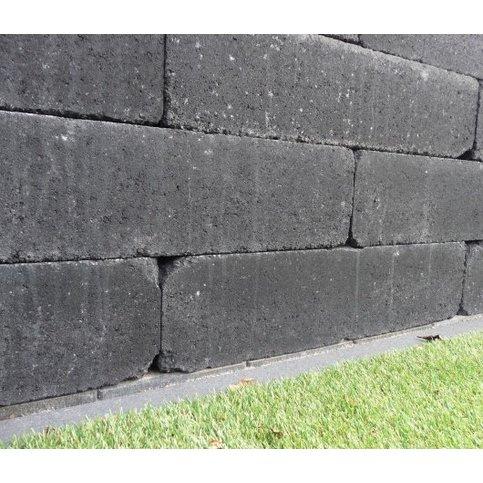 Stapelblokken 60x15x15 antraciet Oud Hollands