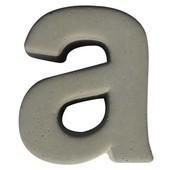 Beton letter a