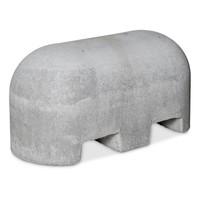 Jumboblokken grijs met lepelgaten