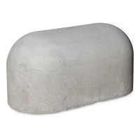 Jumboblok grijs