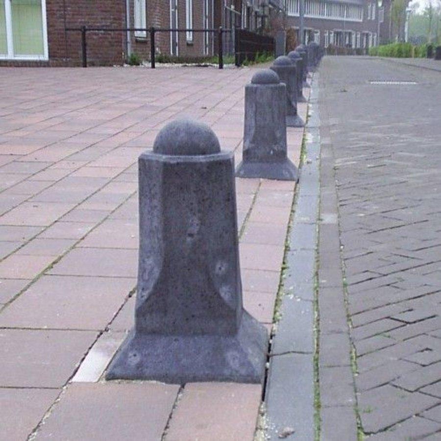 Amsterdammertjes (type 1) antraciet H 80cm