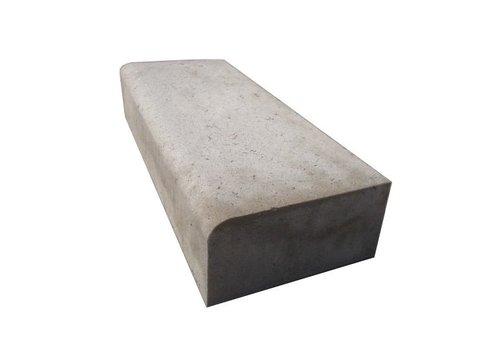 Traptreden grijs 20x40x100 cm Oud Hollands