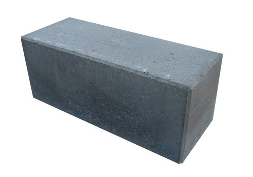 Betonnen zitbank 100 cm antraciet
