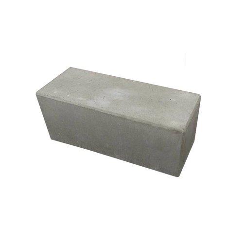 Zitbank grijs 100 cm