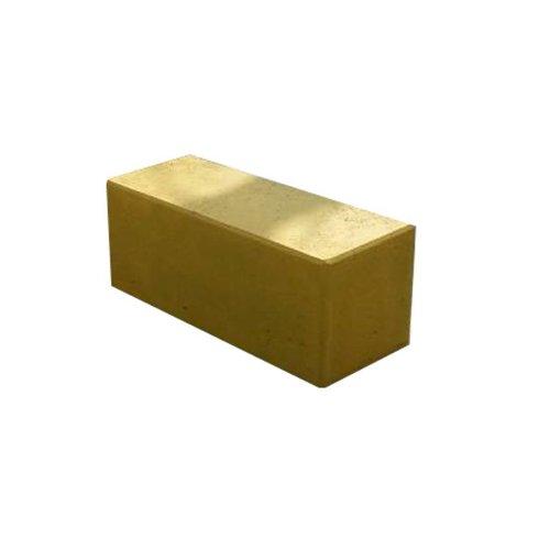 Zitbank geel 100 cm