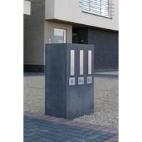 Betonnen brievenbus Bloc 3
