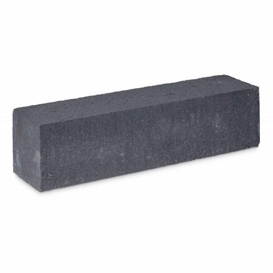 Stapelblok 15x15x60cm antraciet (strak)