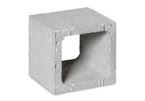 Betonblok (open)  30x30x25 cm