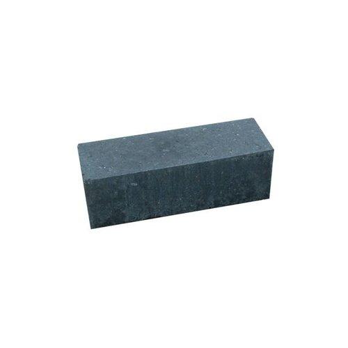 Stapelblok antraciet 20x20x60 cm strak