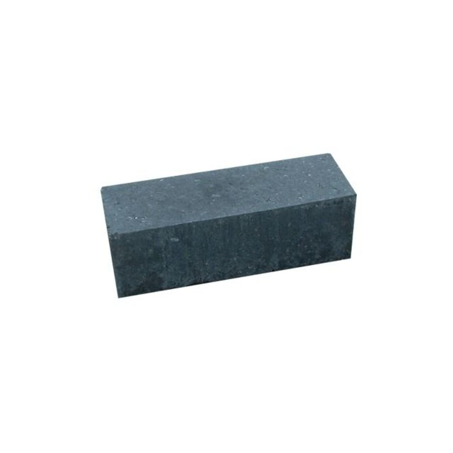 Stapelblok 20x20x60cm antraciet strak