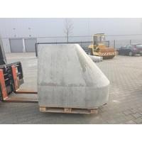 Ramblok 150x100x125 cm grijs