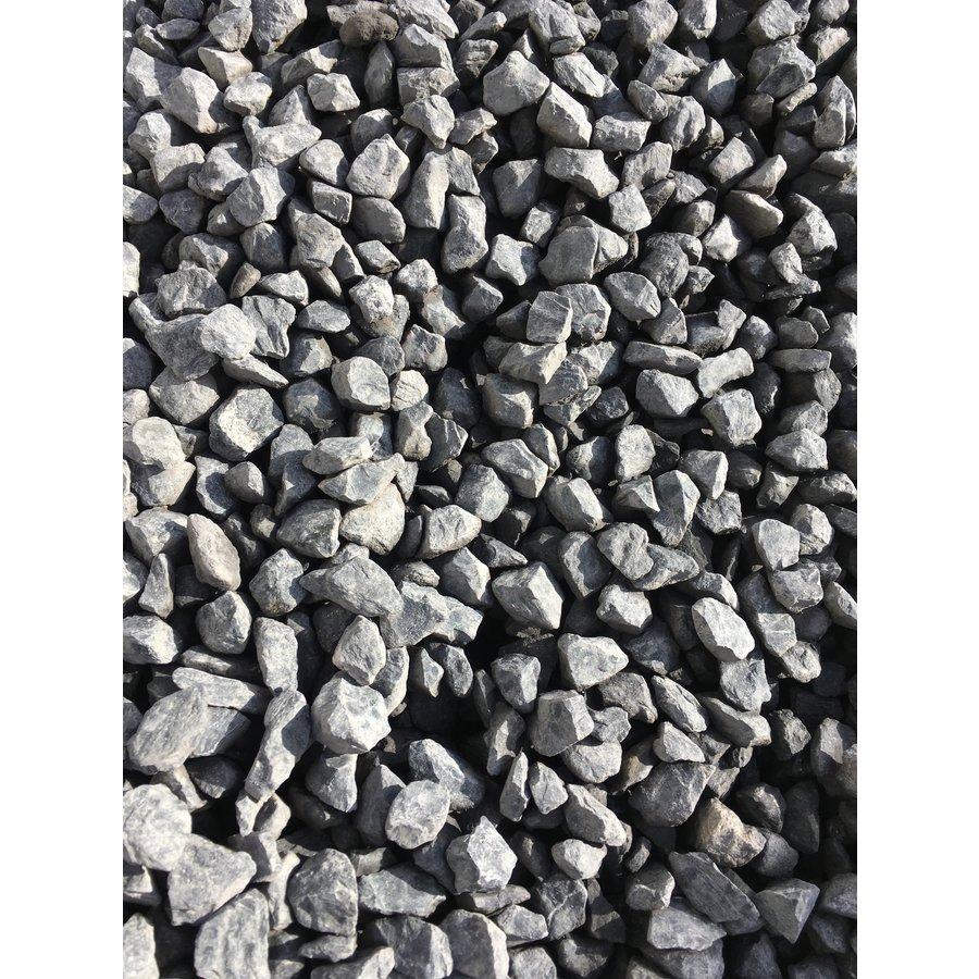 Los gestort ardenner split 0,25m³