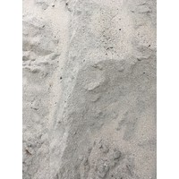 Los afgehaald ophoog/straat zand 0,5m³