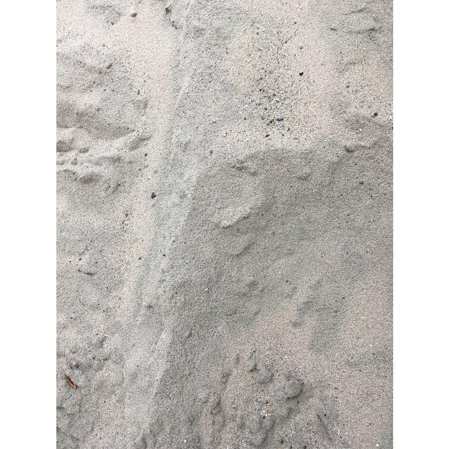 Los afgehaald ophoog/straat zand 0,25m³