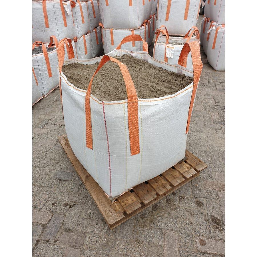 Midi Big Bag ophoog/straat zand 0,5m³